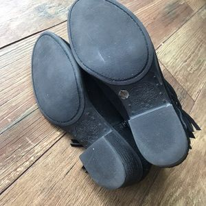 """Vince Camuto Shoes - Vince camuto black suede """"Bryann"""" booties"""
